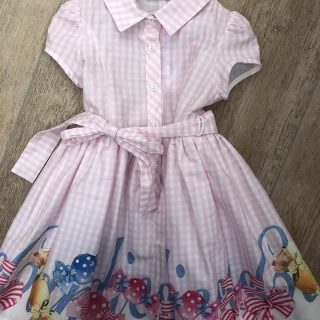 Balloon chic Dress Pink