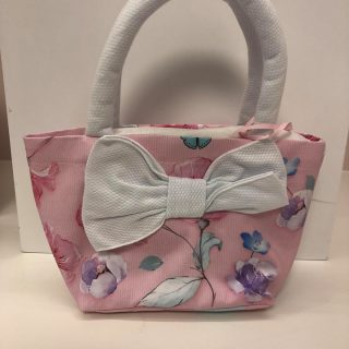 Lapin House Accessoires bag PINK