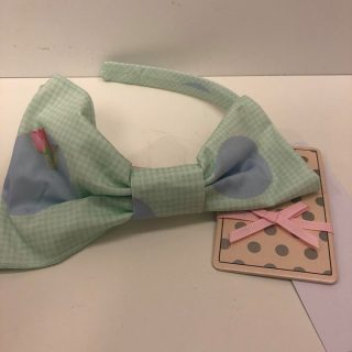 Lapin House Bow accessoire green