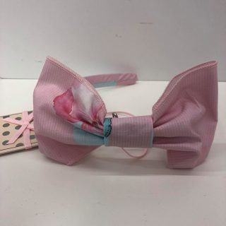 Lapin House Bow Accessoire Pink