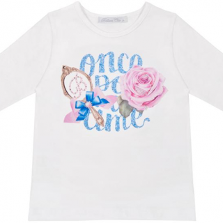 T-shirt Balloon Chic once upon