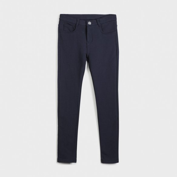 fleece basic trouser
