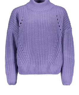 Knit sweater SCM Lavender