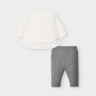 legging set Mayoral newborn